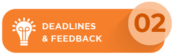 Deadlines and Feedback