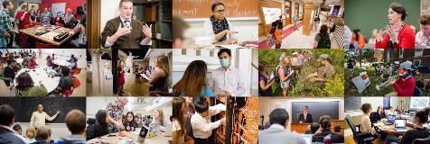 Art of Teaching Collage Image-banner