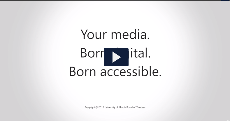 Born Accessible