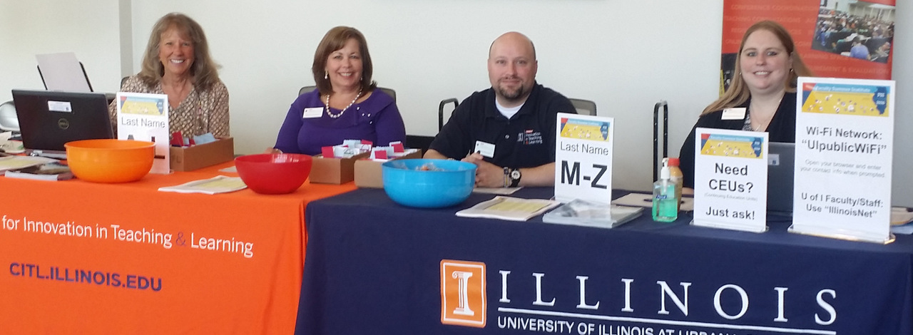 Conference & Event Planning Services | University of Illinois | CITL