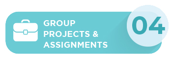 Group Projects & Assignments
