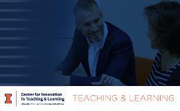 instructors talking