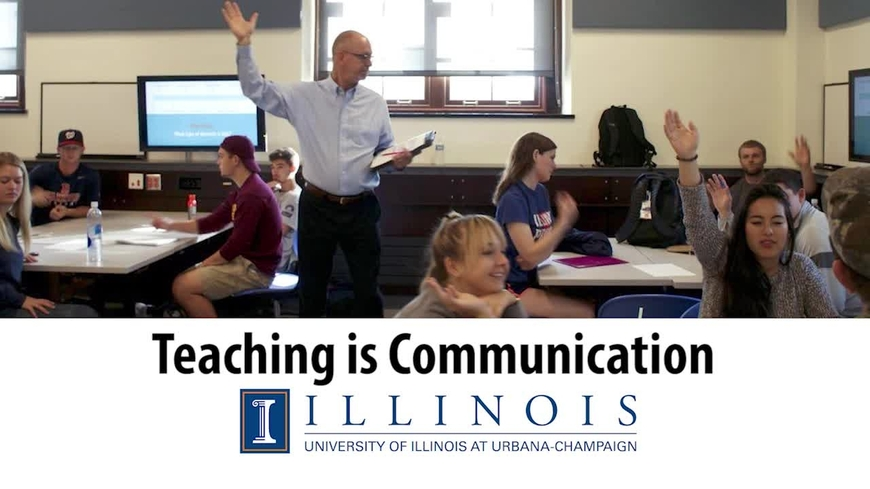 TeachingIsCommunication